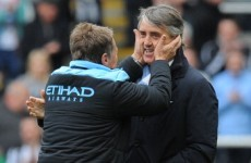 Manchester City to offer Roberto Mancini three-year €18.5m deal