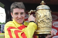 Interview: Pain no barrier for jockey Barry Geraghty
