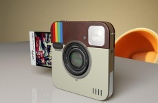 What if Instagram was a real camera? It is now...