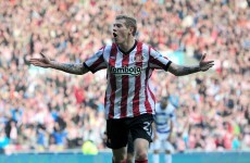 Not the worst week: James McClean takes Sunderland award