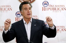 Romney denies deliberately bullying gay schoolmates