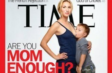 Here's what the world thought of that Time breastfeeding cover...