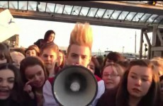 Video: Jedmania as Jedward 'jed off' in search of Eurovision glory