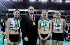 Murphy sets new Irish Heptathlon record