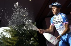 Giro d'Italia: Pozzovivo breaks to victory on final climb
