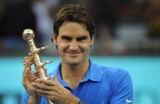 Normal order: Federer triumphs in Madrid Open