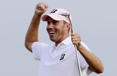 In the swing: Matt finish at Sawgrass no more than Kuchar deserved