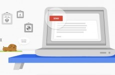 Google animation shows what happens when you send an email