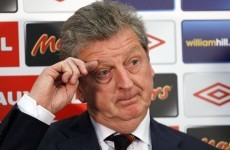 Hodgson defends decision to include Terry over Ferdinand