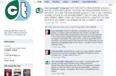 "Regional paper distances itself from ""racist"" Facebook status"