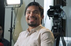 Manny Pacquiao denounces anti-gay allegations