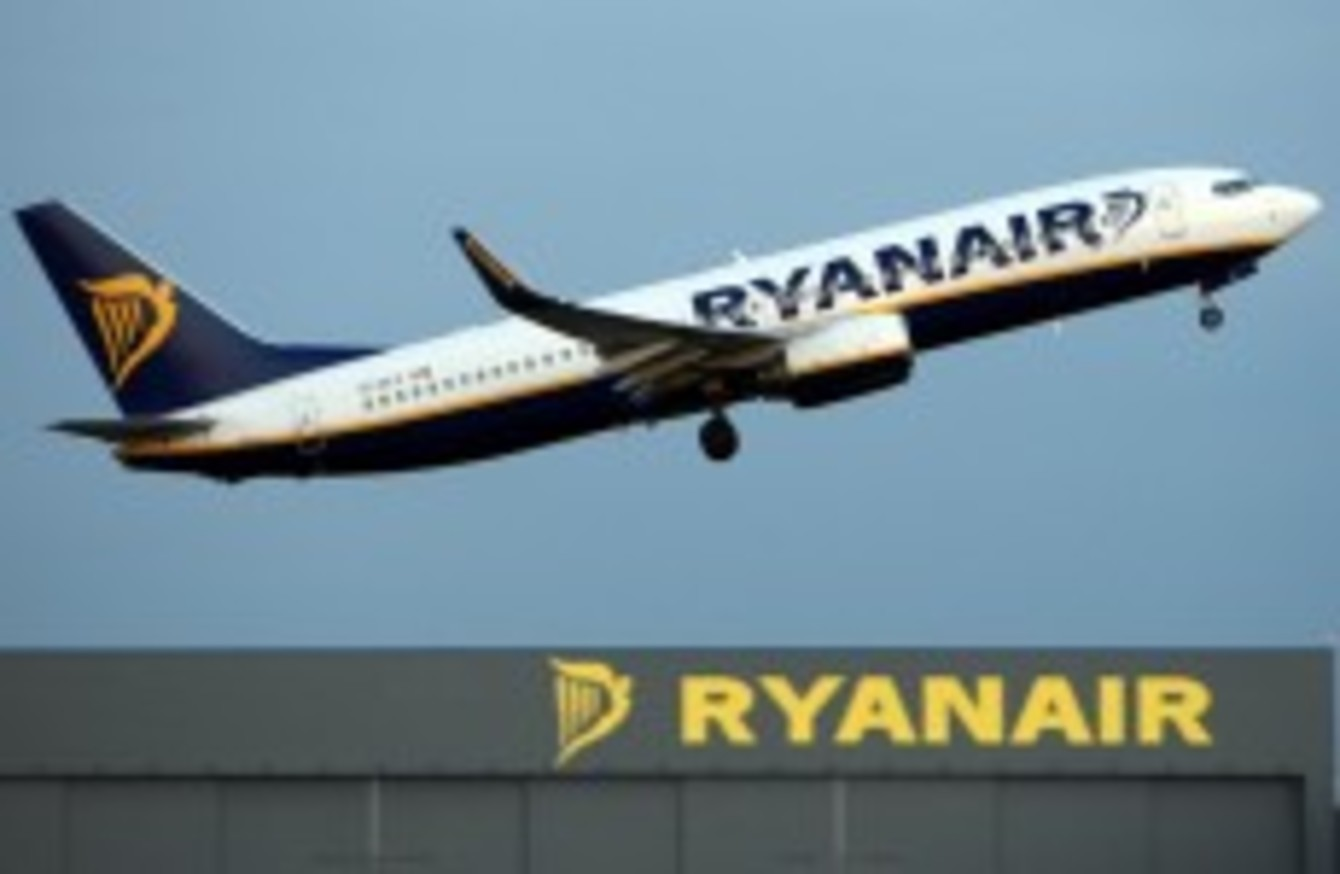 Flying with Ryanair this weekend? You should read this…
