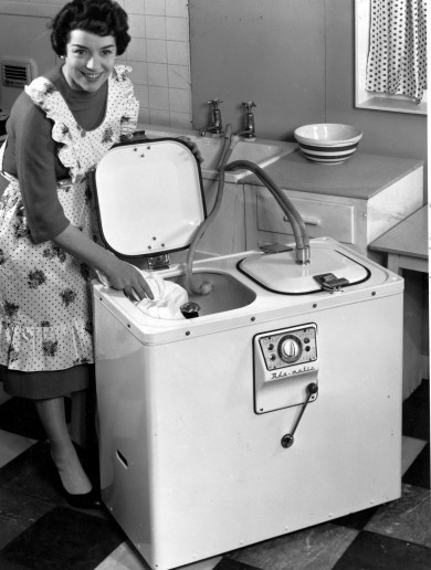 In pics: The early gadgets of the housework revolution