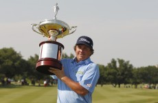 In The Swing: A month to remember for newly-wed Dufner
