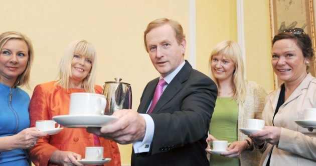 'Come Here, Will You Have a Cup of Tea' Taoiseach of the Day