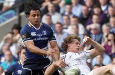 Nacewa: Leinster recovered and ready for Ospreys