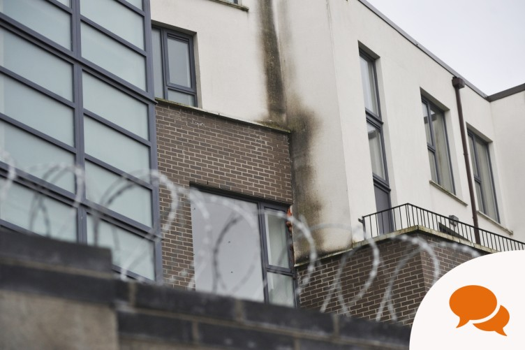 Priory Hall in Dublin