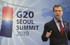 G20 leaders agree to avoid global 'currency war'