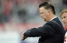 Job fairy: Van Gaal linked with Liverpool director's role