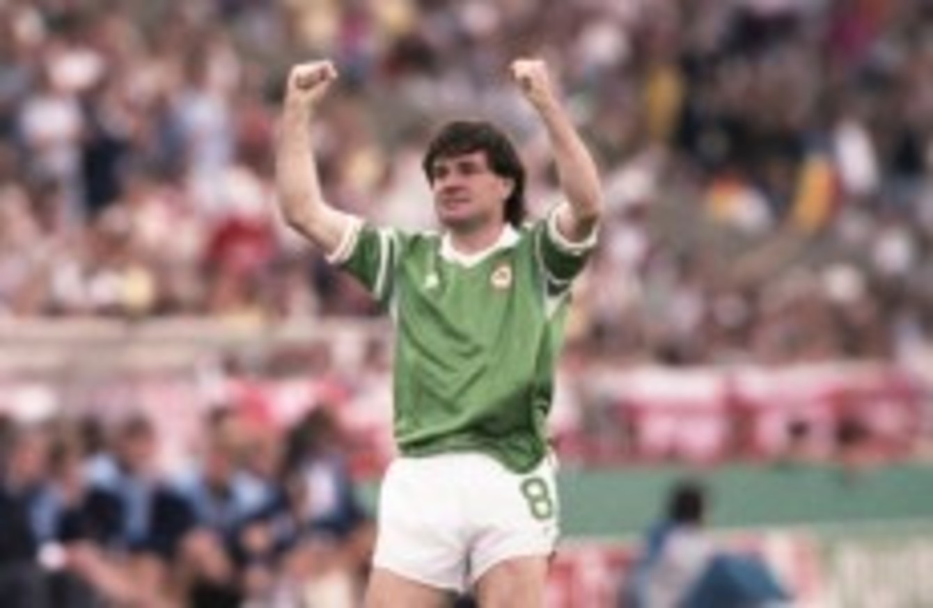 Euro 88 revisited behind the scenes at ireland s major for Poco schlafsofa 88 euro