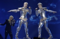 Jedward 23rd act to take to Eurovision stage