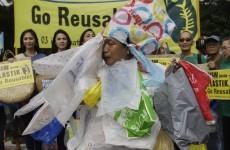 LA bans plastic… bags not surgery