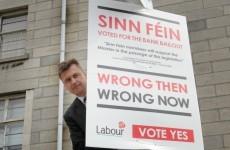 In pictures: Labour declares war on Sinn Féin?
