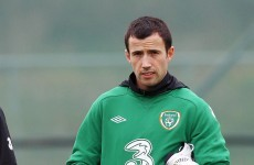 Cruel blow: Fahey ruled out of Euros, Green called up