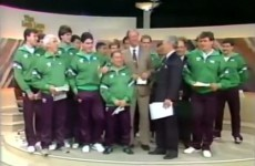 12 days to Euro 2012: The singalong with Gaybo