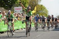Nicolas Baldo seals An Post Rás victory
