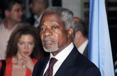Syria's Assad to meet UN special envoy Kofi Annan