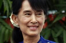 Aung San Suu Kyi to get Amnesty award from Bono during Irish visit