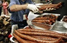 Over 75,000 disposable BBQs will be used in 2012