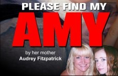 Family of missing Amy Fitzpatrick spend life savings trying to find her