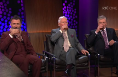 Here's everything you missed on last night's 50th anniversary Late Late Show