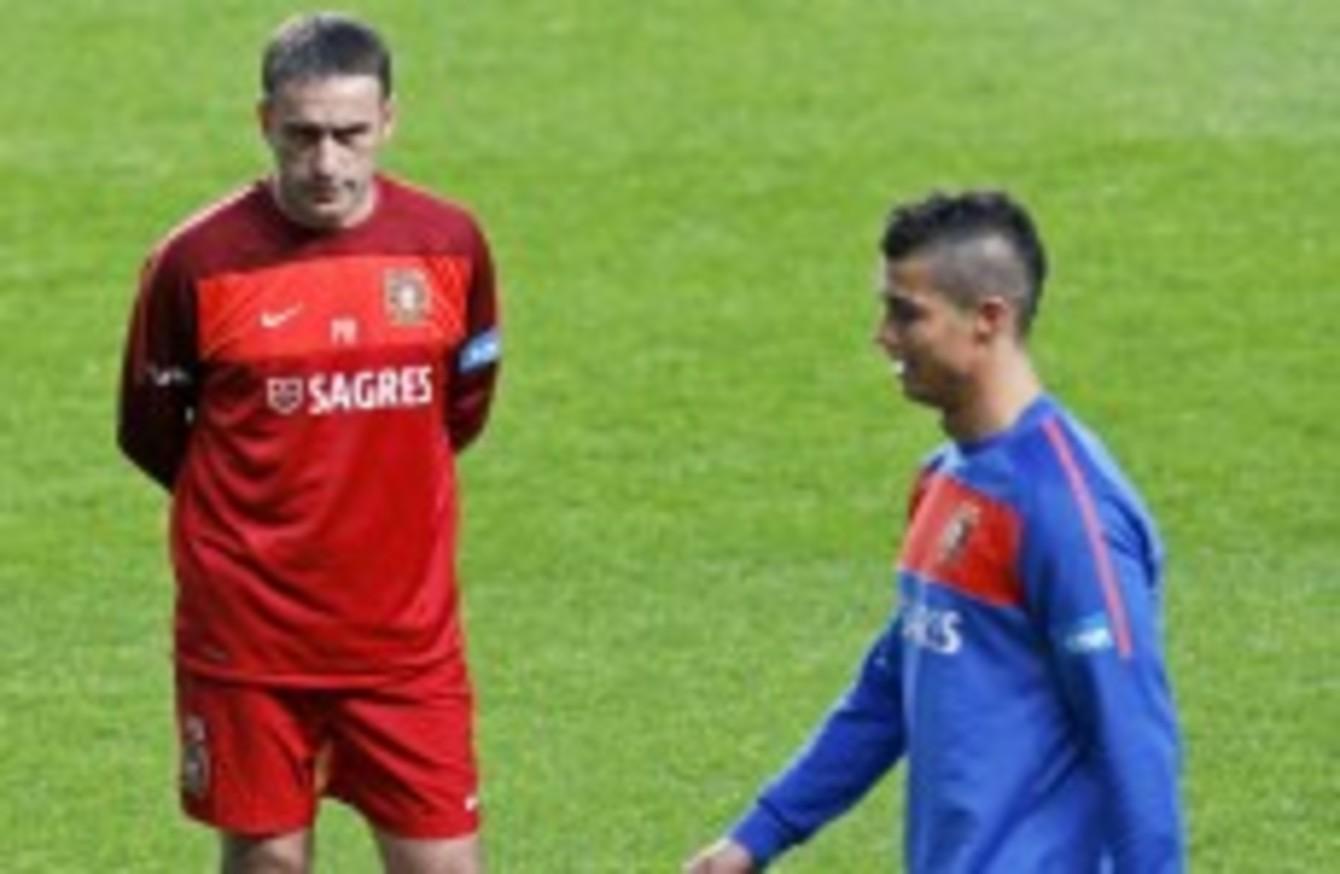 No Way Ronaldo Debuts New Haircut The42