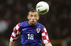 Another one bites the dust: Croatian striker Olic to miss Euro 2012