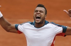 Tsonga defeats Wawrinka to set up Djokovic clash