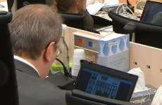 Breivik judge caught playing Solitaire in court during trial