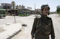 Rebels abandon UN-brokered ceasefire in Syria