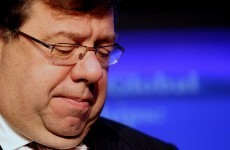 Cowen insists IMF talks are not to formalise bailout