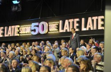 Late Late's 50th anniversary special is most watched show this year