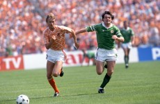 As it happened: Ireland v Holland, European Championships, 18 June 1988