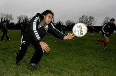 "Summer Tour Diary: Ma'a Nonu's Irish impersonation - ""Tanks a million!"""