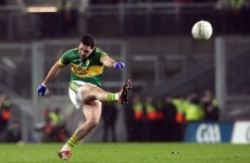 Sheehan out, Donaghy in for Kingdom