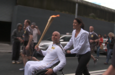 VIDEO: How does it feel to carry the Olympic torch? Let Mark Pollock tell you...