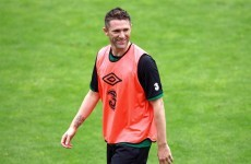 Relaxed skipper Robbie Keane ready to get going at last