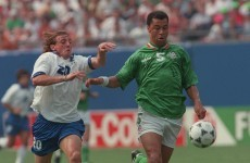 As it happened: Republic of Ireland v Italy, World Cup, 18 June 1994