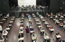Some Junior Cert students played CD for Irish Leaving Cert aural exam