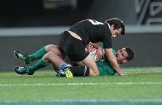 Five things we learned from New Zealand v Ireland